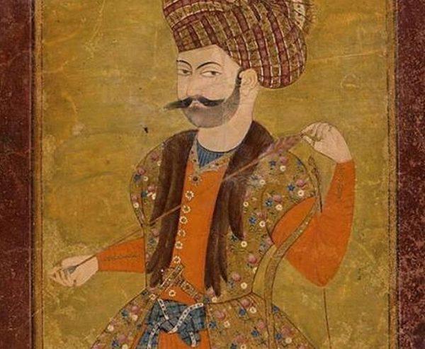 لوستر شاه عباسی