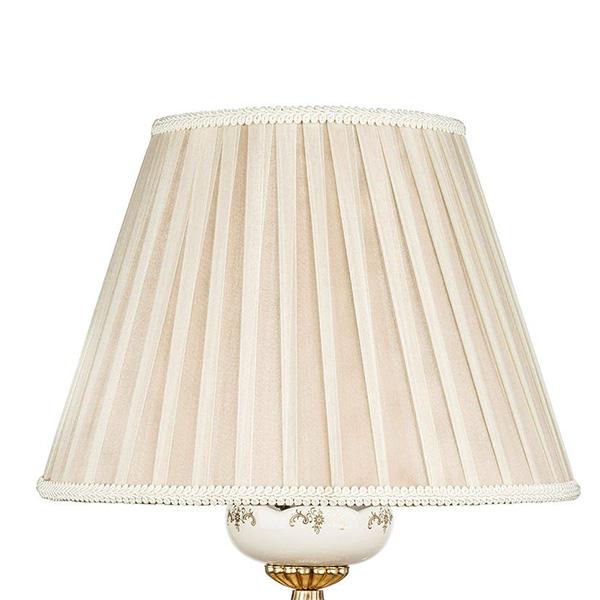 آباژور رومیزی چشمه نور مدل C2929/WT سفید