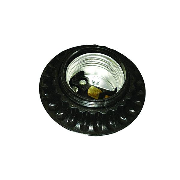 آباژور رومیزی چشمه نور مدل MT7060/WT-BR شید قهوه ای