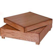 میز جلو مبلی چوبی چشمه نور کد M-201/N