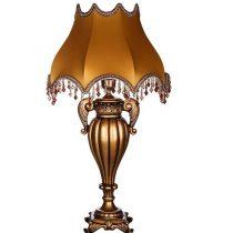 آباژور رومیزی چشمه نور مدل MT7110/G-G طلایی