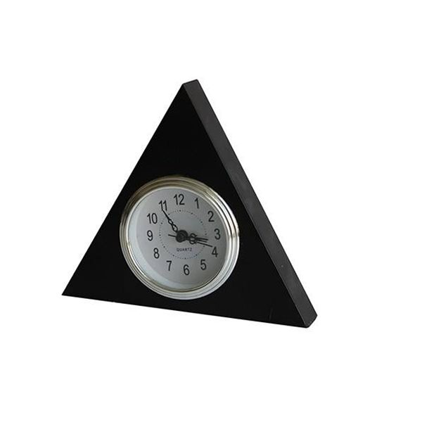 ساعت رومیزی چشمه نور مدل 853BR قهوه ای
