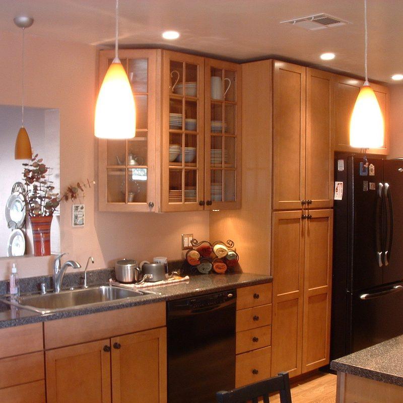 لوستر آشپزخانه