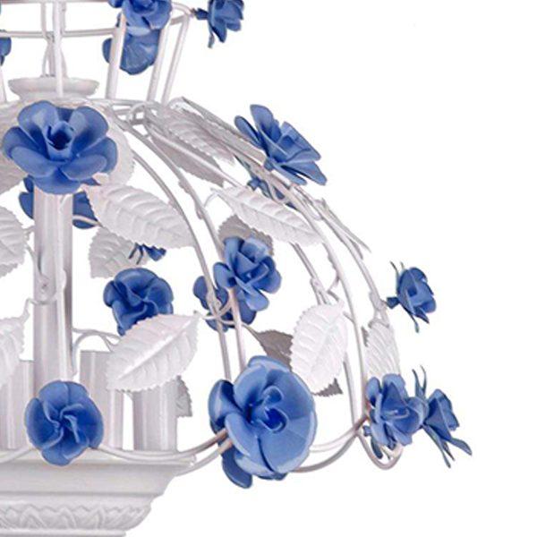 لوسترفلزی چشمه نور کد A2207/4-BL آبی