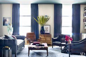 دکوراسیون خانه کریسی تیگن و جان لجند