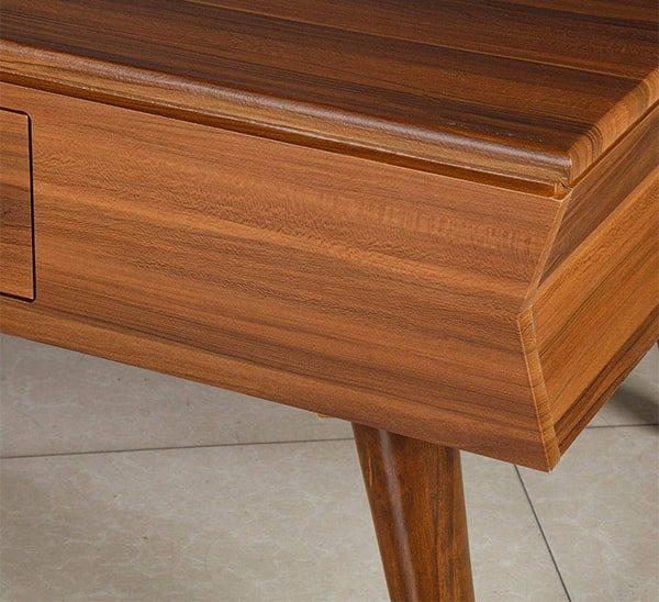 میز جلو مبلی چوبی چشمه نور مدل D-121/BR