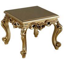 میز عسلی چوبی چشمه نور کد M-402-G مجموعه 2 عددی