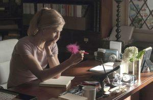 تغییر دکوراسیون در فیلم gone girl