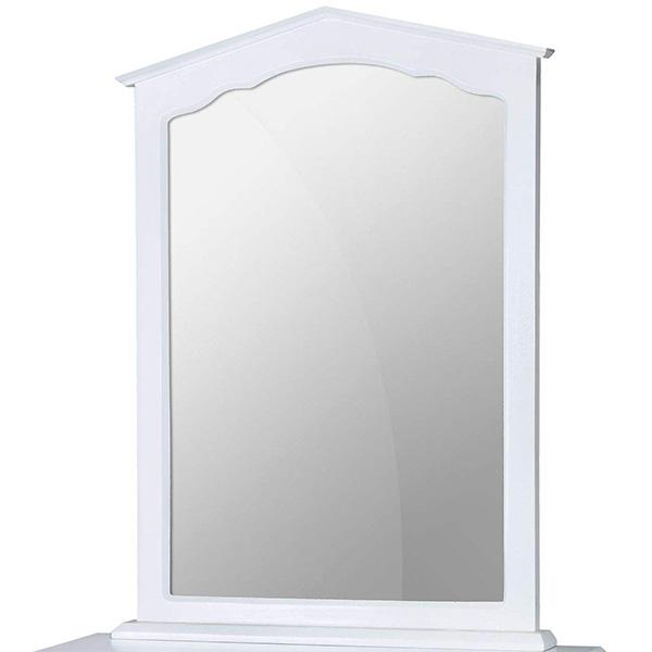 آینه و کنسول چوبی چشمه نور کد E-216.WT
