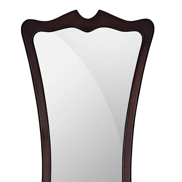 آینه و کنسول چوبی چشمه نور کد E-215-BR