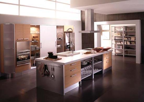 متخصصان طراحی آشپزخانه