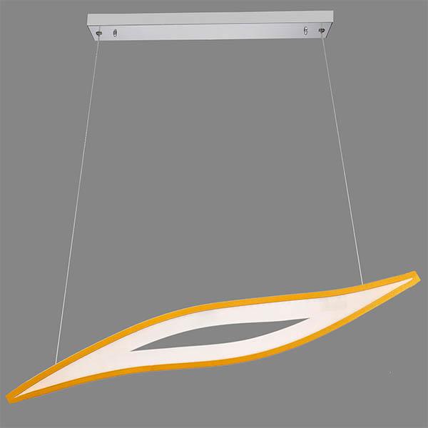 چراغ آویز SMD چشمه نور کد A6306/1H-WT ( ریموت دار )