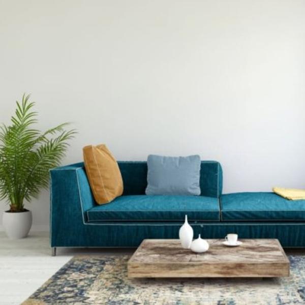 طراحی منزل با مبل تختخوابشو