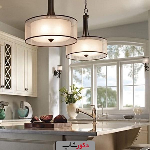 راهنمای خرید لوستر آشپزخانه به همراه مشاهده مدل ها