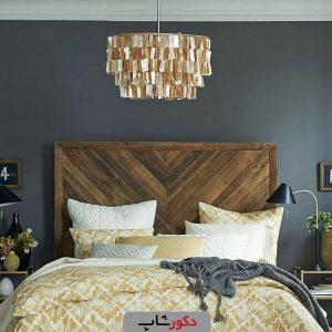 راهنمای خرید لوستر اتاق خواب به همراه مدل ها و قیمت
