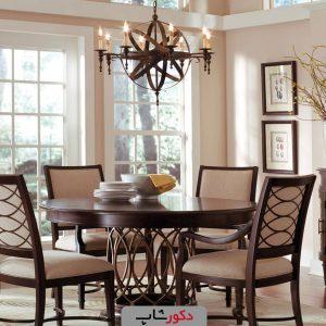 راهنمای خرید لوستر سقفی بالای میز ناهار خوری